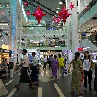 Myanmar's economy is booming, but the country's economic reforms do not automatically translate to democratic gains. (Photo: Paula Bronstein/Getty Images)